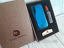 Зажигалка с вечной спичкой - 2-х режимная USB и бензиновая, фото 3