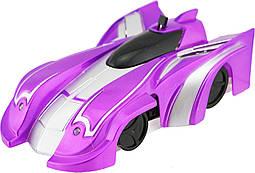 Радиоуправляемая игрушка CLIMBER WALL RACER 2016-1 Антигравитационная машинка на р/у Purple