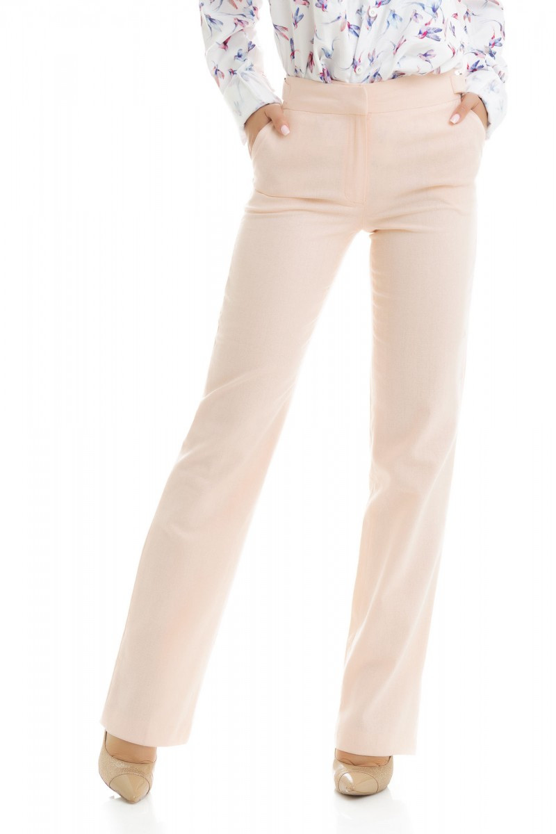 Стильные льняные брюки 40,42,44,46,48,50,52