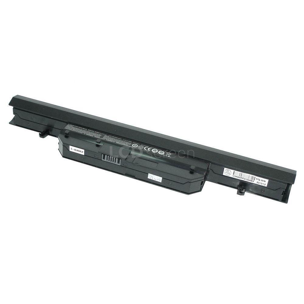 ОРИГИНАЛЬНЫЙ! Аккумулятор для ноутбука DNS WA50BAT-6 WA50 11.1V черный 4300 mAh