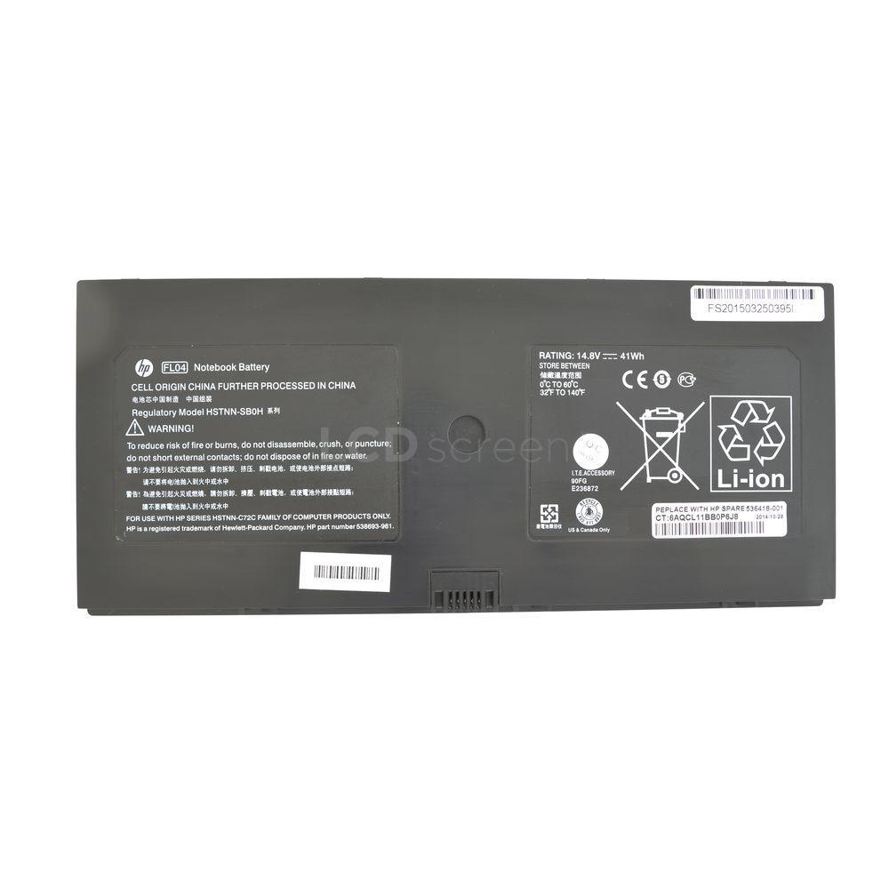 ОРИГИНАЛЬНЫЙ! Аккумулятор для ноутбука HP Compaq HSTNN-C72C ProBook 5310M 14.8V черный 2800 mAh