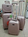 FLY к 310 Польща 3-ка.+ Кейс валізи чемоданы, фото 5
