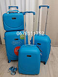 FLY к 310 Польща 3-ка.+ Кейс валізи чемоданы, фото 6