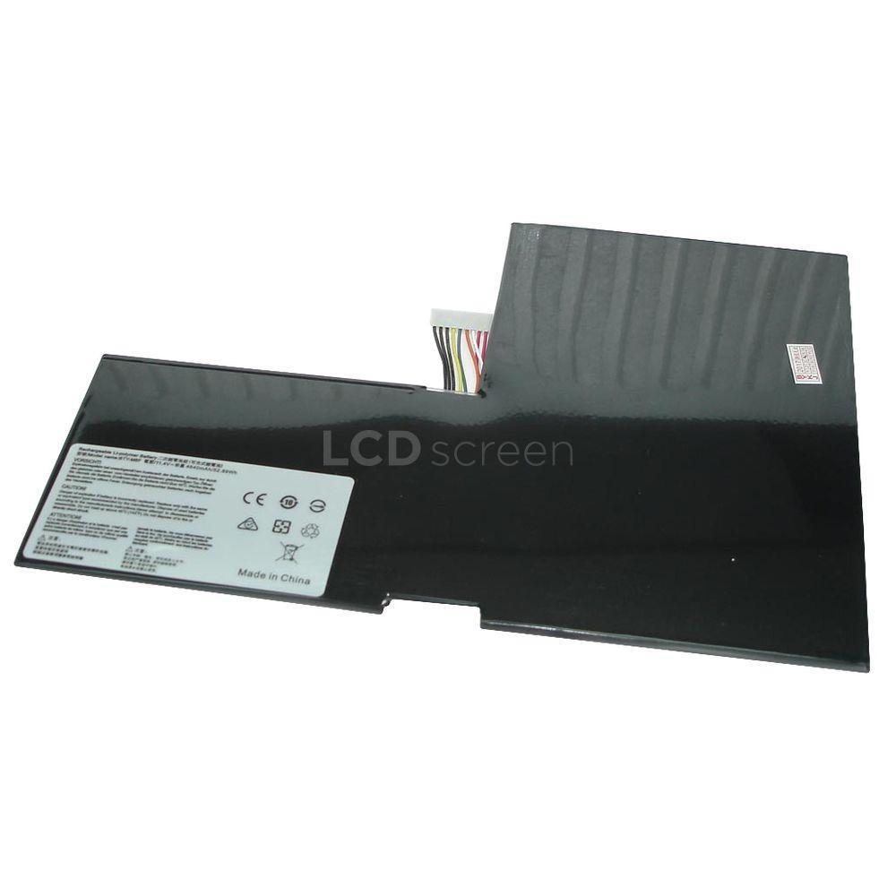 ОРИГИНАЛЬНЫЙ! Аккумулятор для ноутбука MSI BTY-M6F GS60 11.4V черный 4150 mAh 47Wh