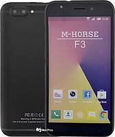 """Сенсорный мобильный телефон (смартфон) M-Horse F3 (5"""") Black"""