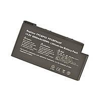 УСИЛЕННЫЙ! аккумулятор для ноутбука Fujitsu-Siemens FPCBP105 LifeBook N6000 14.8V черный 6600 mAh, фото 1