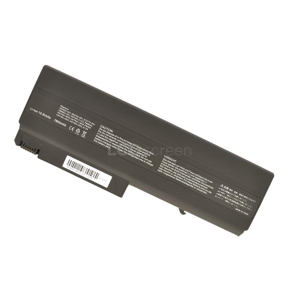 УСИЛЕННЫЙ! аккумулятор для ноутбука HP Compaq PB994A Business Notebook NX6110 11.1V черный 7800 mAh