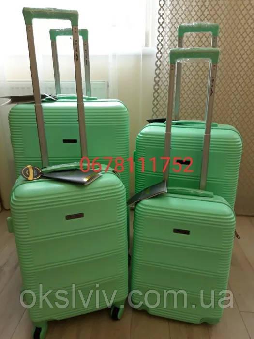 WINGS 203 Польща валізи чемоданы 4 - ка.
