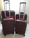 WINGS 203 Польща валізи чемоданы 4 - ка., фото 2