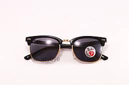 Солнцезащитные очки Ray Ban Clubmaster Клабмастер (реплика)