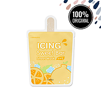 Тканевая маска для лица с экстрактом мандарина A'PIEU Icing Sweet Bar Sheet Mask Hanrabong
