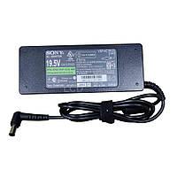 ОРИГИНАЛЬНЫЙ! Блок питания для ноутбука Sony 19.5V 4.7A 6.5 x 4.4mm VGP-AC19V13