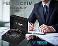 Браслет VISION PentActiv Neo мужской титановый с углеродными вставками, фото 5