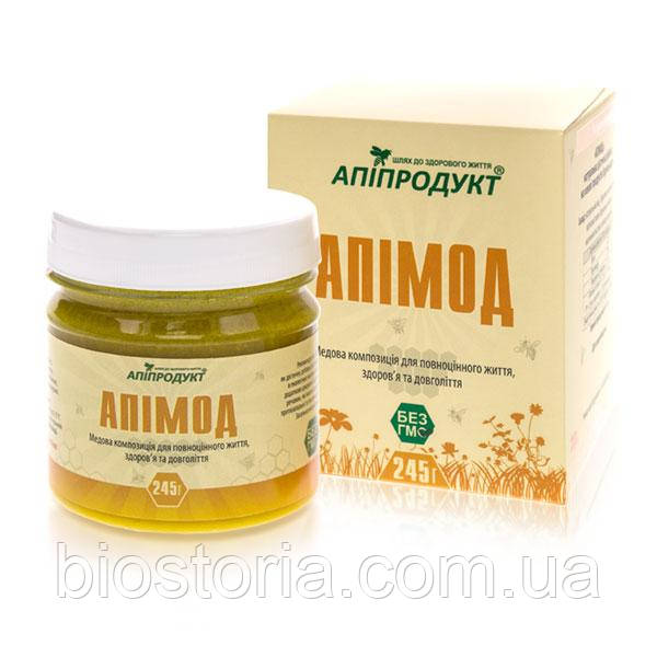 Апимод (Лечебный мед) Апипродукт