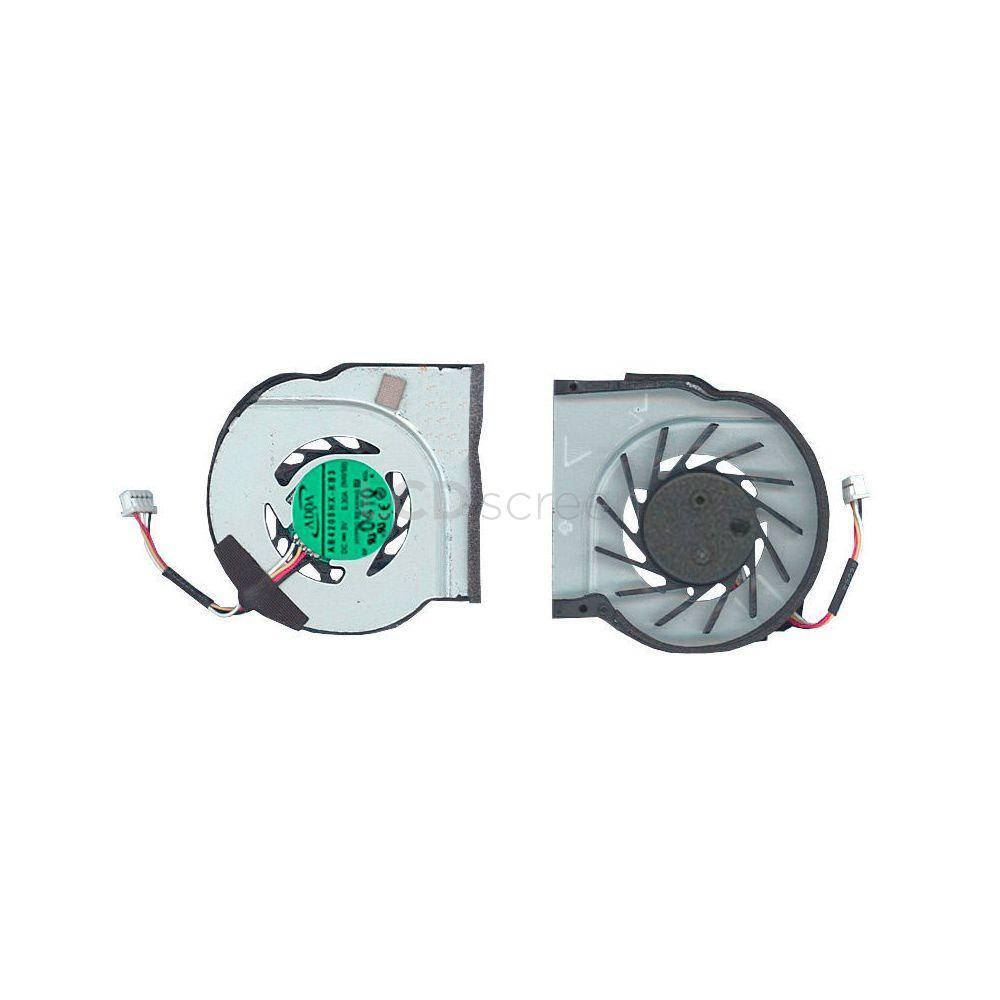 Вентилятор для ноутбука Acer Aspire One 532H 5V 0.4A 3-pin ADDA
