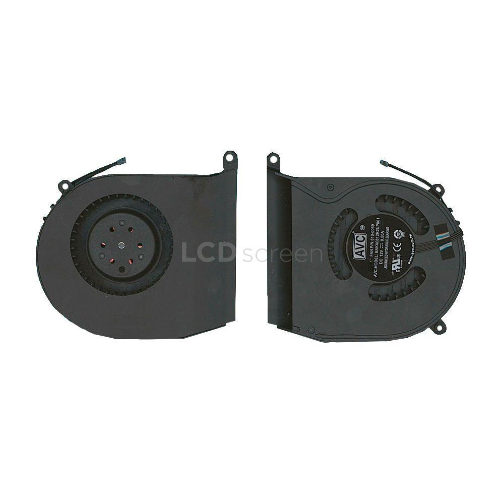 Вентилятор для ноутбука Apple Mac Mini A1347 12V 0.5A 4-pin AVC