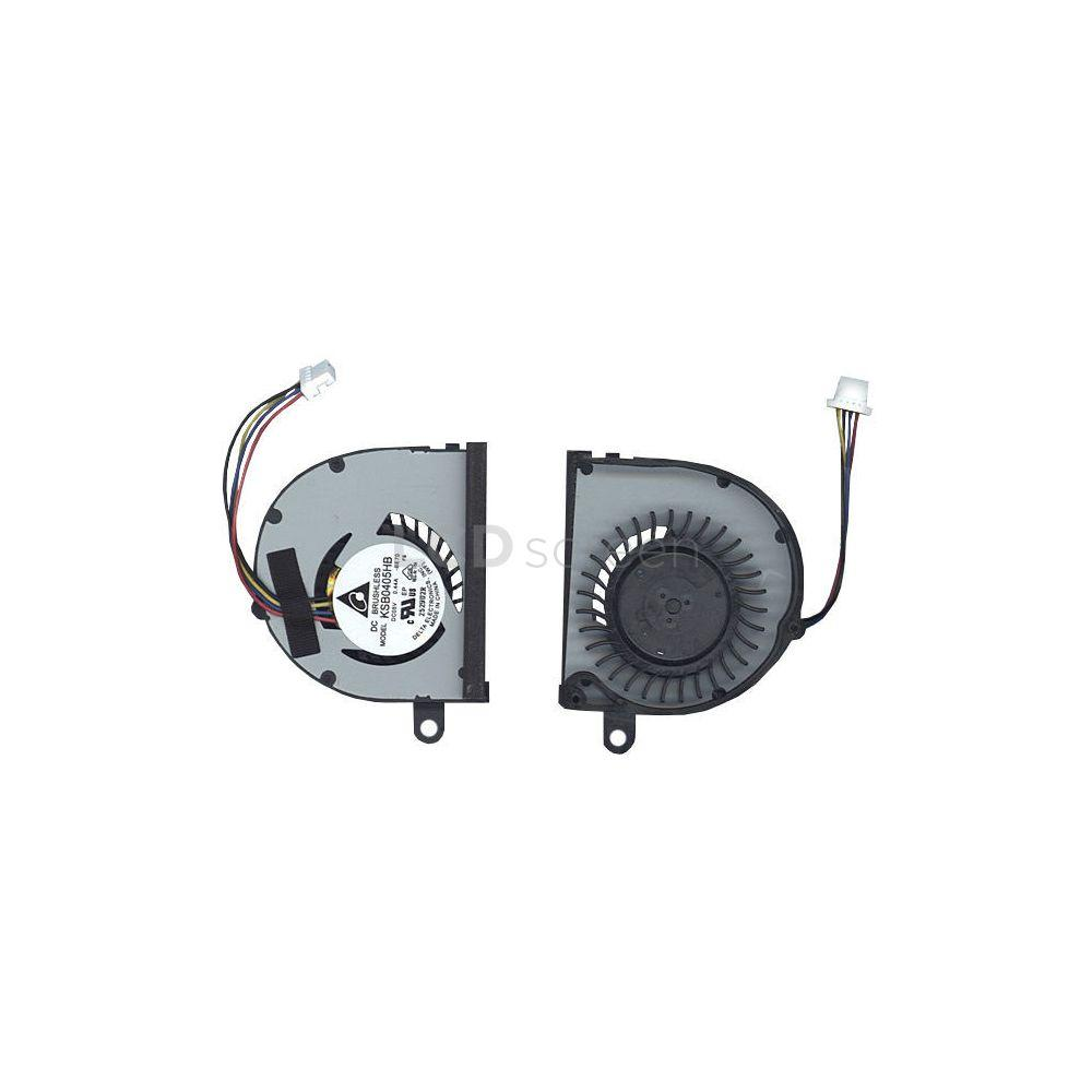 Вентилятор для ноутбука Asus Eee PC 1025C 5V 0.4A 4-pin Brushless