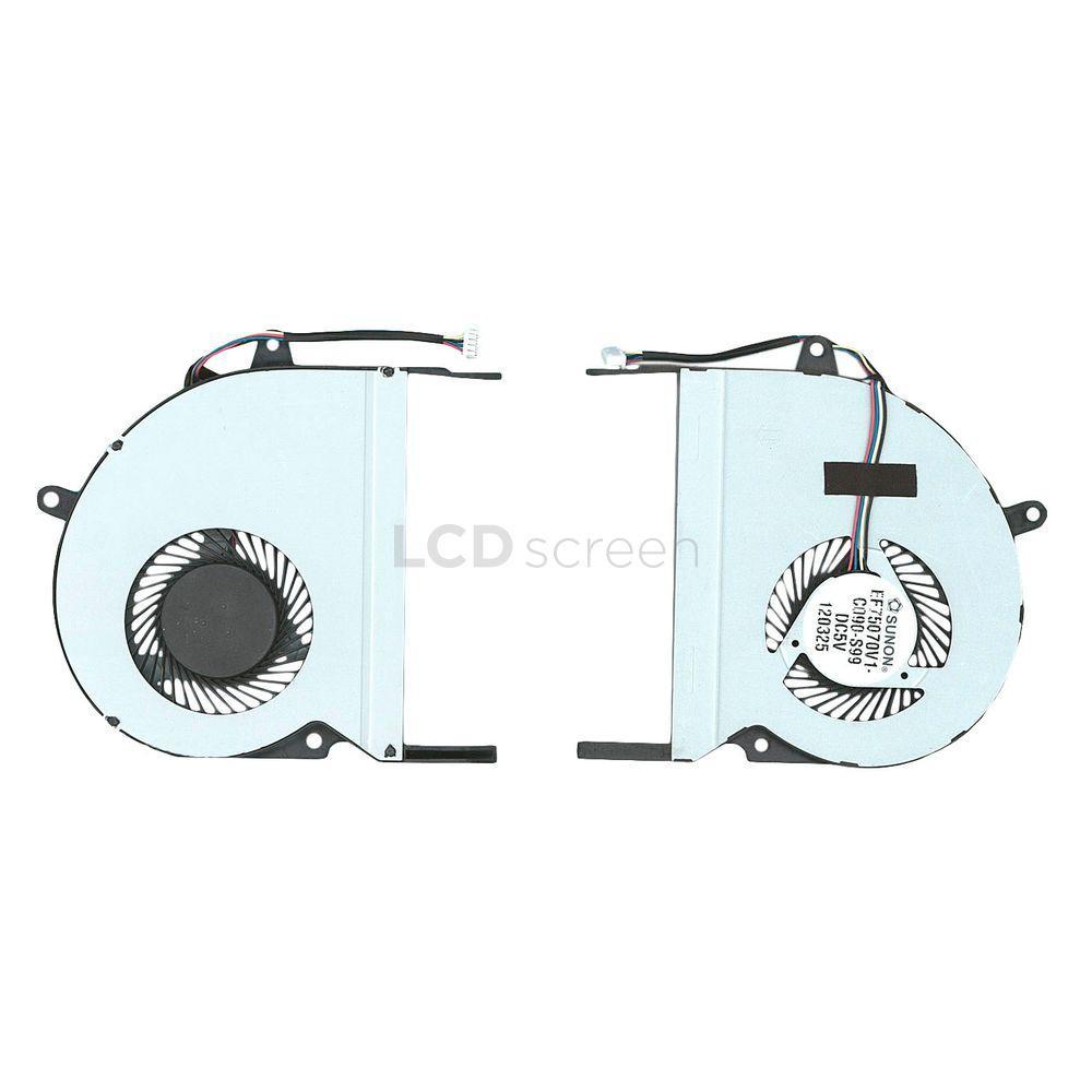 Вентилятор для ноутбука Asus F401 5V 0.4A 4-pin SUNON