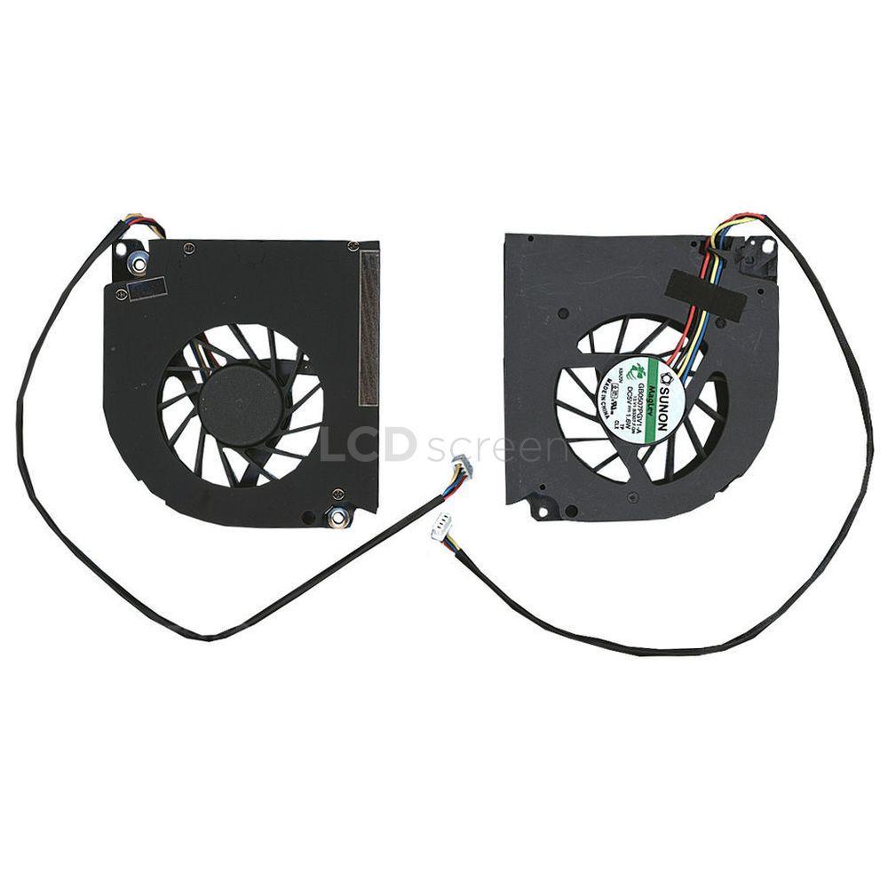 Вентилятор для ноутбука Asus G70 5V 0.31A 4-pin SUNON