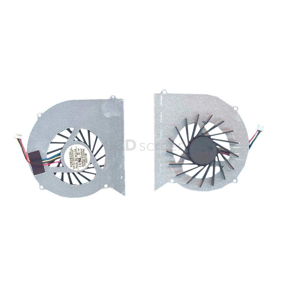 Вентилятор для ноутбука Asus N43D 5V 0.5A 4-pin Forcecon