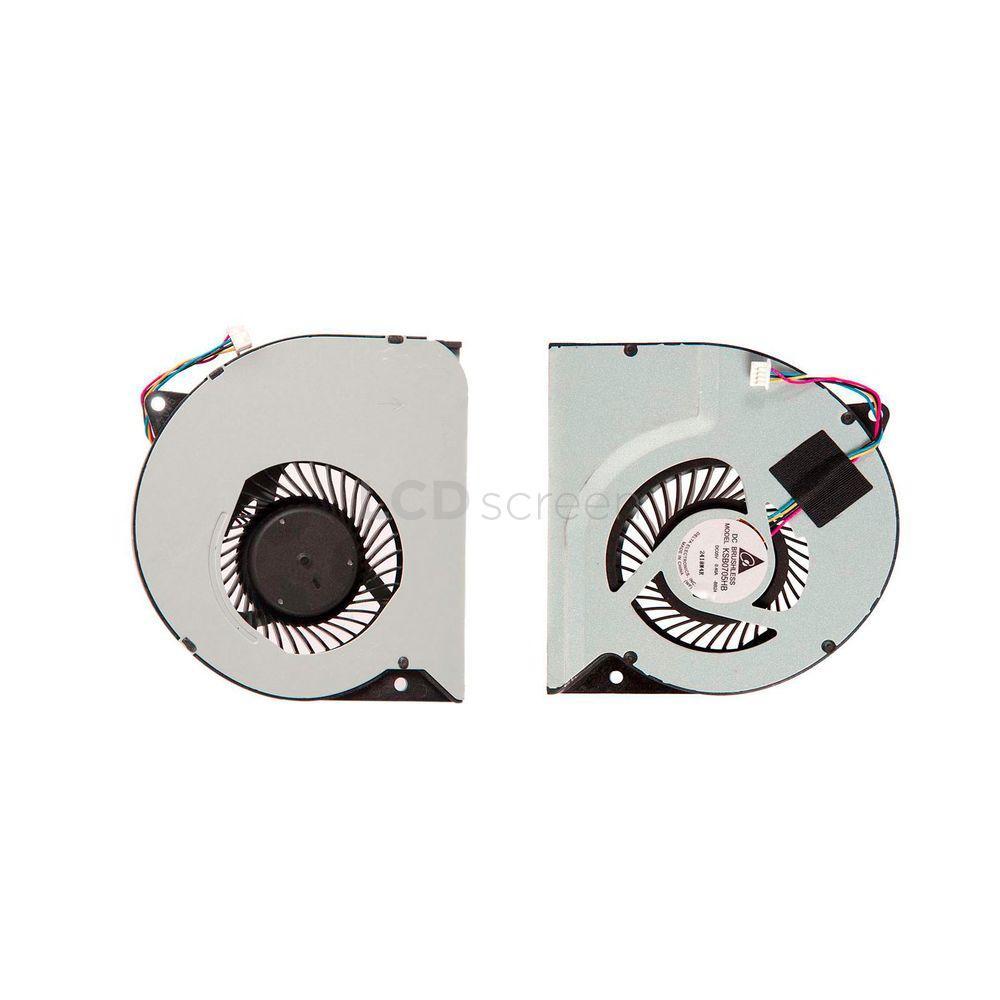 Вентилятор для ноутбука Asus N45 5V 0.4A 4-pin Brushless