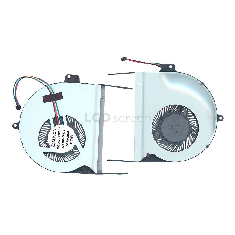 Вентилятор для ноутбука Asus Vivobook Pro N552 5V 0.22A 4-pin SUNON