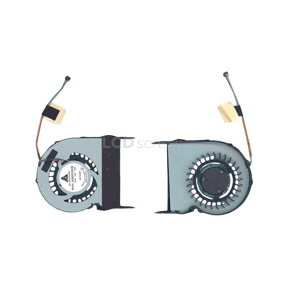 Вентилятор для ноутбука HP Envy 13-1000 5V 0.35A 4-pin BРусскаяshless (пара)