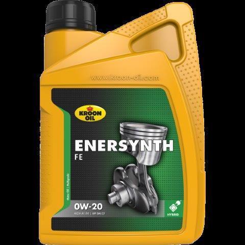 Моторное масло KROON OIL ENERSYNTH FE (крон оил) 0W-20 1л