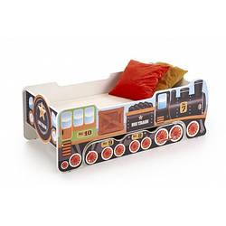 Детская кровать Lokomo Halmar