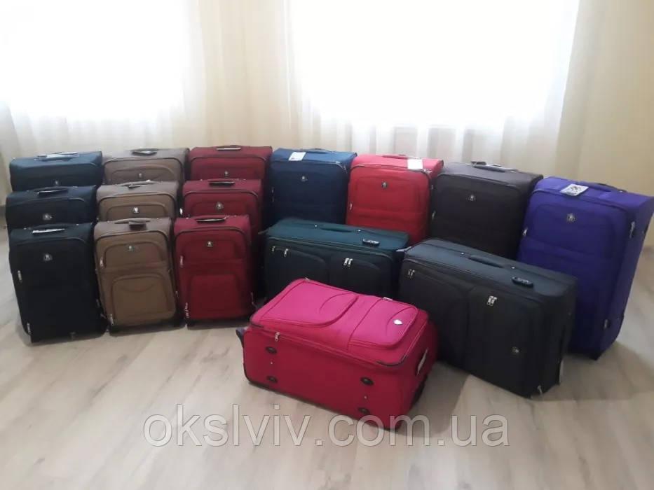 Валізи чемоданы FLY 6802 ( WINGS) на 2-х.колесах ЛЬВІВ центр СКЛАД