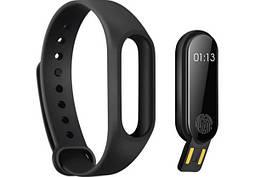 Фитнес браслет Smart Band M2 с встроенным USB Black