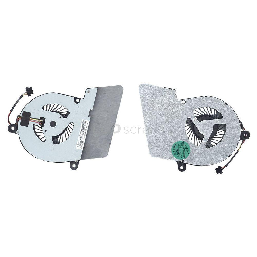Вентилятор для ноутбука Toshiba Satellite U900 5V 0.45A 4-pin ADDA