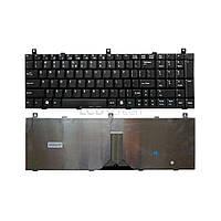 Клавиатура для ноутбука Acer Aspire (1800, 1801, 1802, 1804, 9500, 9502, 9503, 9504) черный, Русская, фото 1