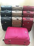 Валізи чемоданы FLY 6802 ( WINGS) на 2-х.колесах ЛЬВІВ центр СКЛАД, фото 4