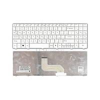 Клавиатура для ноутбука Acer Gateway (NV52) белый, Русская, фото 1