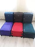 Валізи чемоданы FLY 6802 ( WINGS) на 2-х.колесах ЛЬВІВ центр СКЛАД, фото 5