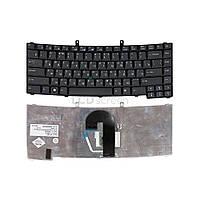 Клавиатура для ноутбука Acer TravelMate (6410, 6452, 6460, 6490, 6492) с указателем (Point Stick) черный, Русская, фото 1