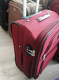 Валізи чемоданы FLY 6802 ( WINGS) на 2-х.колесах ЛЬВІВ центр СКЛАД, фото 6