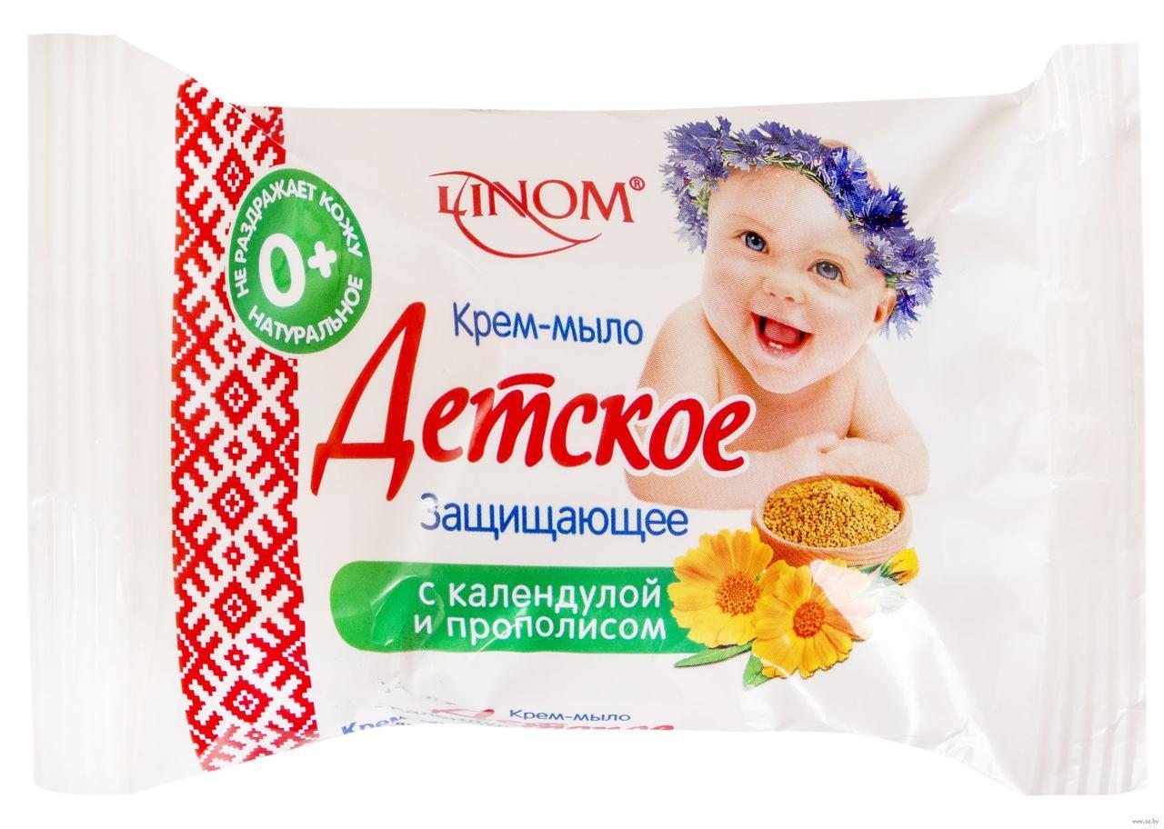 """Крем-мыло детское """"Защищающее"""""""