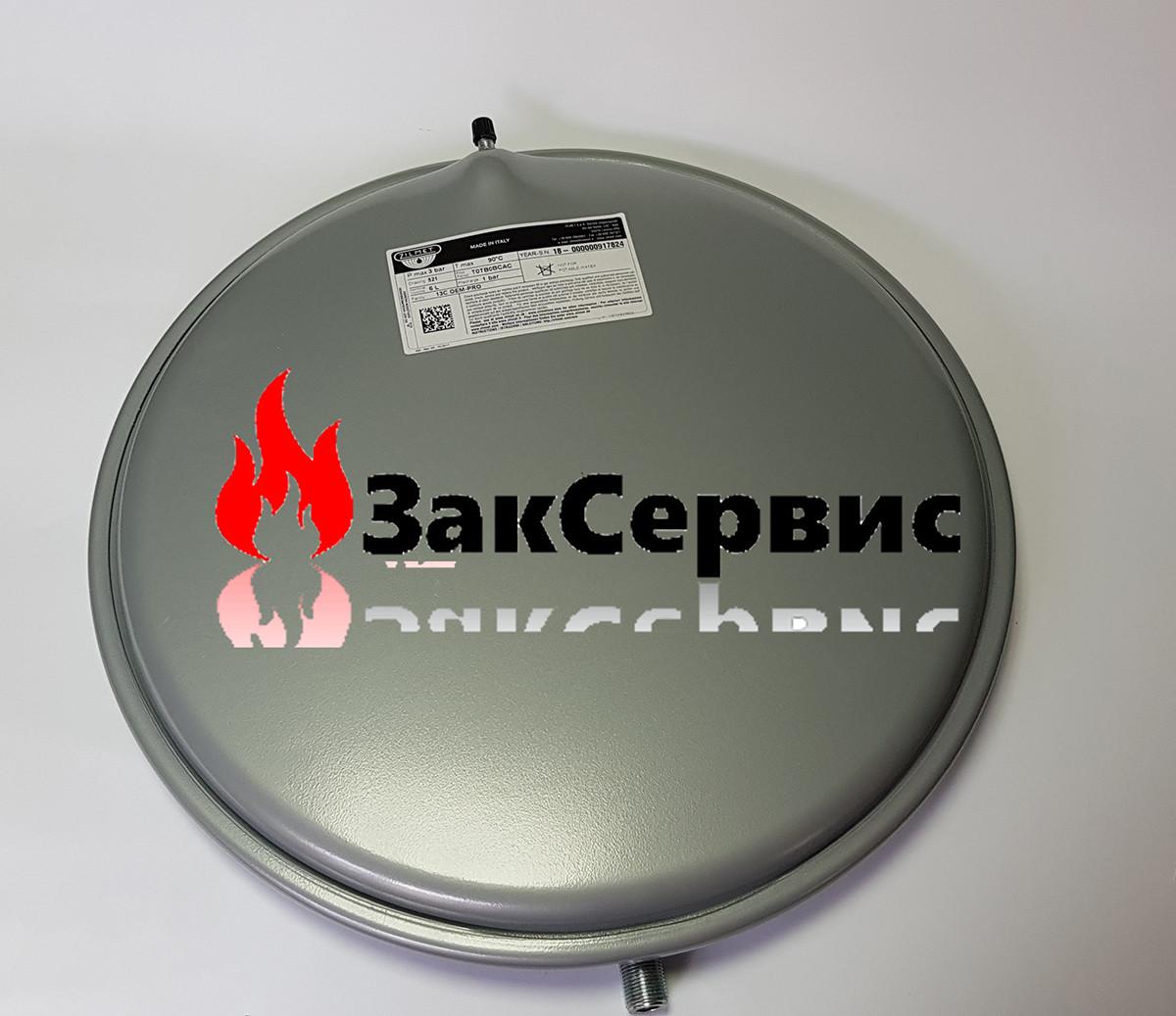 Расширительный бак на газовый котел Ariston UNO 24 MI, TX, T2, MicroGenus998616