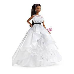 Кукла Barbie Signature 60th Anniversary Барби юбилейная 60 годовщина Mattel афроамериканка темная