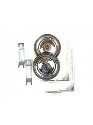 """Колеса вспомогательные стальные для детского велосипеда диаметром колес от 12"""" до 20"""""""