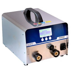 Апарат для приварювання шпильок методом конденсаторного зварювання C99