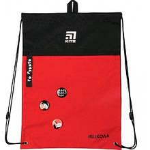 Сумка д/взуття з кишенею KITE 601L-1 (SC19) 49*36см (МРЦ 230) Education