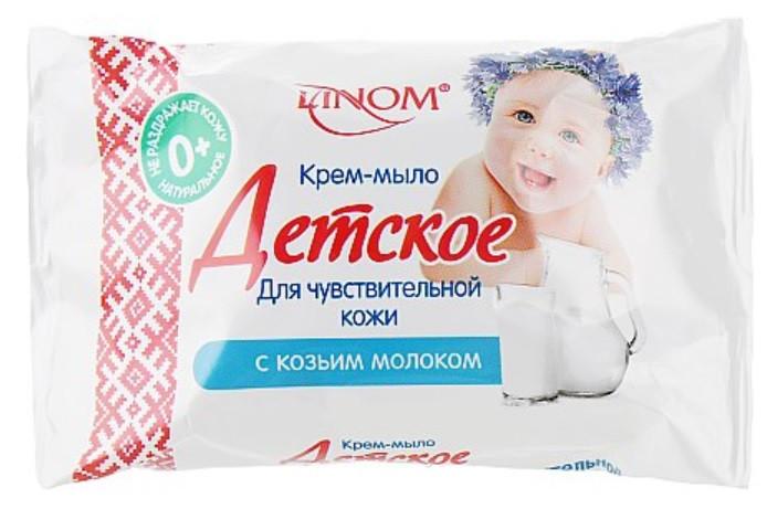 """Крем-мыло """"Детское"""" для чувствительной кожи с козьим молоком"""