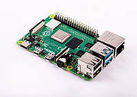 Raspberry Pi 4 Model B (1GB RAM, 1.5 GHz Quad Core, WiFi 2.4/5GHz, Bluetooth 5.0 BLE)