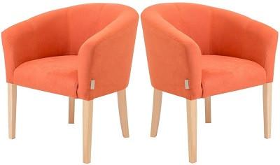 Кресло Версаль абрикос - картинка