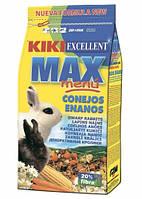 Корм для грызунов KIKI MAX MENU, декорат. кролик,  1кг