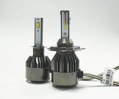 Светодиодная лампа, FANTOM FT LED 9006 (HB4) (5500K) цена за 1 штуку