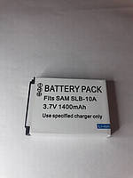 Аккумулятор для фотоаппарата Samsung SLB-10A 1400 mAh